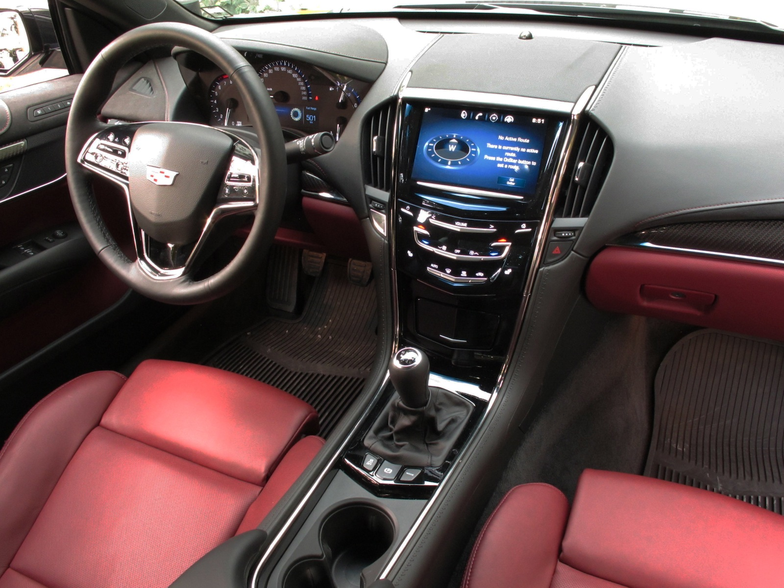 Review 2015 Cadillac 凱迪拉克 Ats Coupe Canadian Auto Review