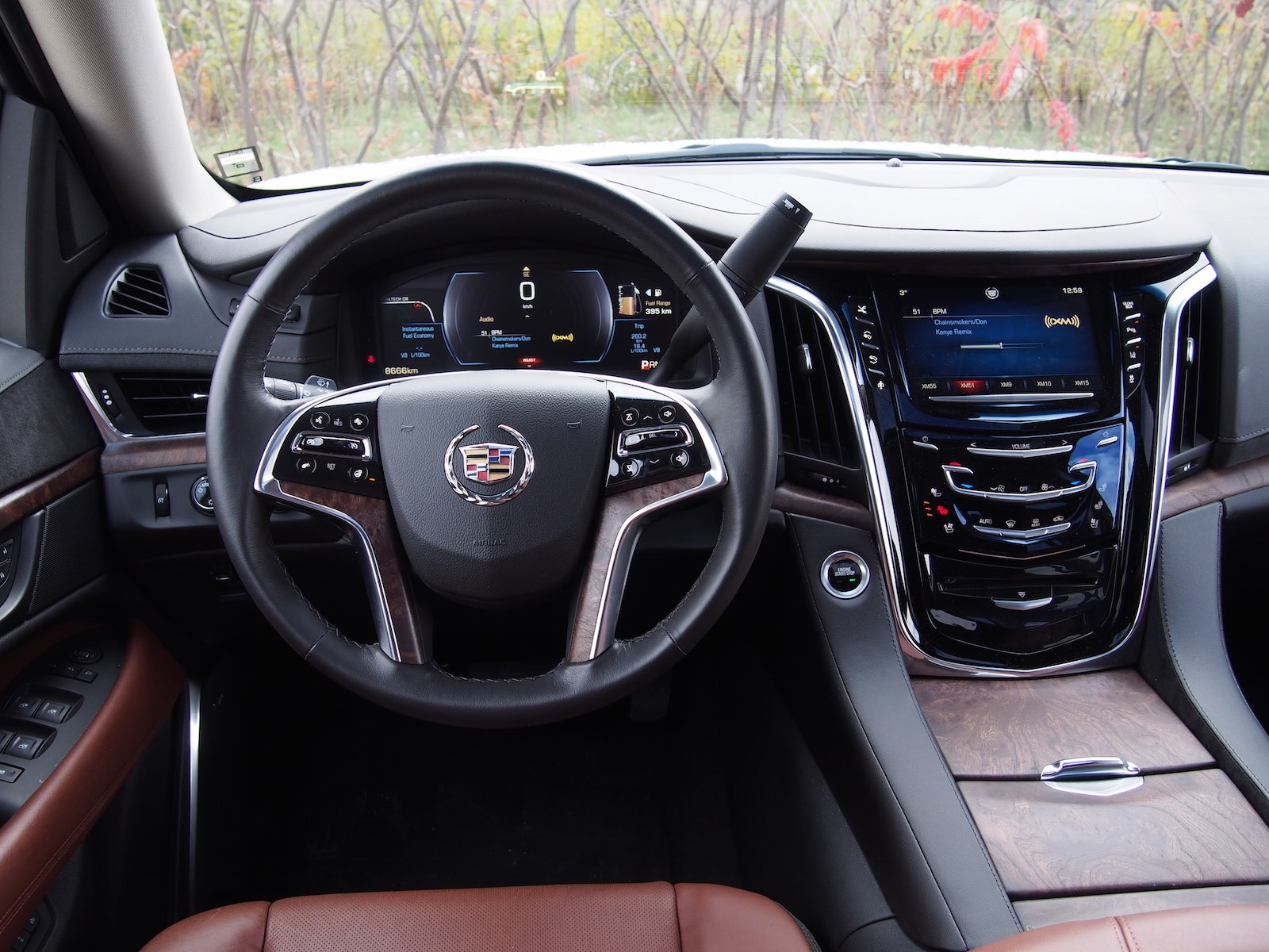... 2015 Cadillac Escalade ESV White Interior Leather Black Nappa ... Amazing Design