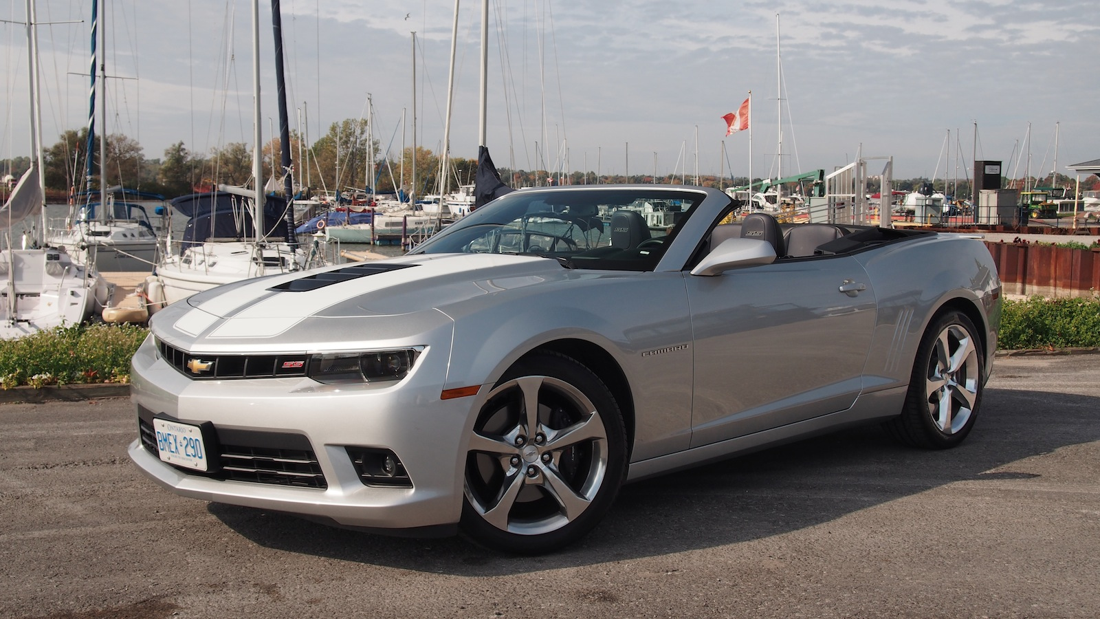 BMW 428I Convertible >> Review: 2015 Chevrolet Camaro SS Convertible | Canadian Auto Review