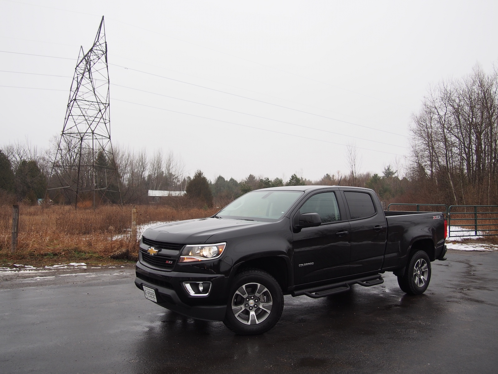review: 2015 chevrolet colorado z71 and 2015 gmc canyon   canadian
