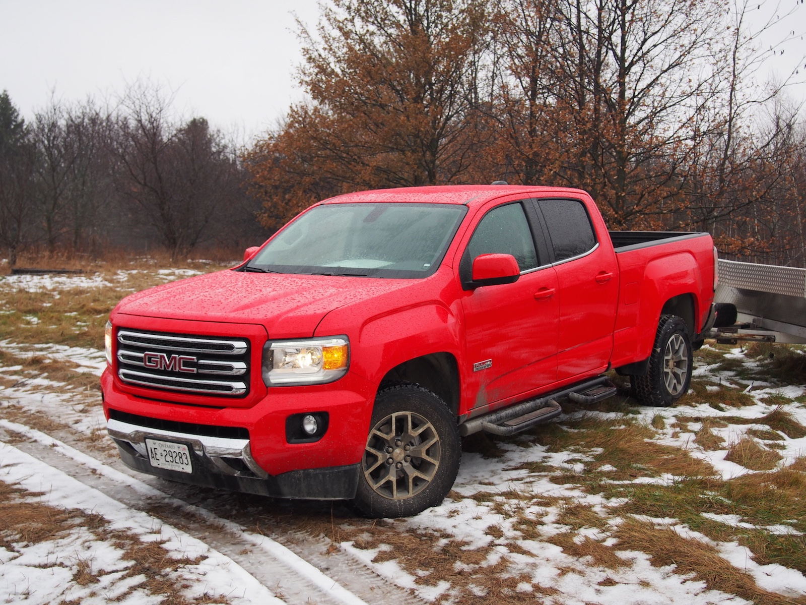 Gmc Canyon Diesel >> Review: 2015 Chevrolet Colorado Z71 and 2015 GMC Canyon ...