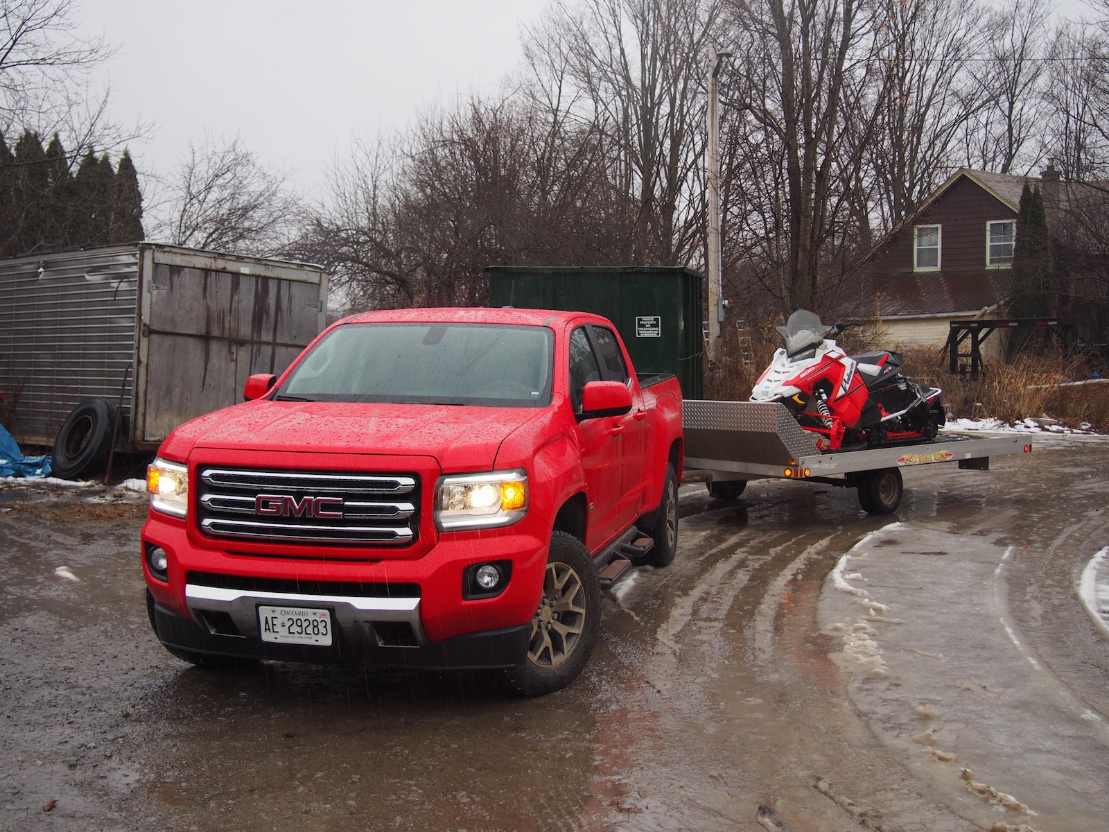 Review: 2015 Chevrolet Colorado Z71 and 2015 GMC Canyon | Canadian Auto Review