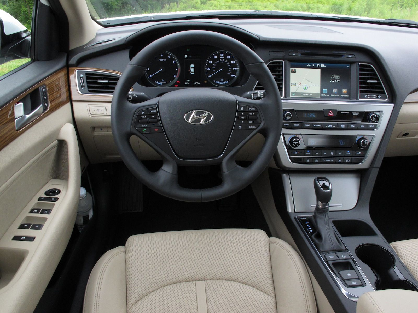 Review 2015 Hyundai Sonata Canadian Auto Review