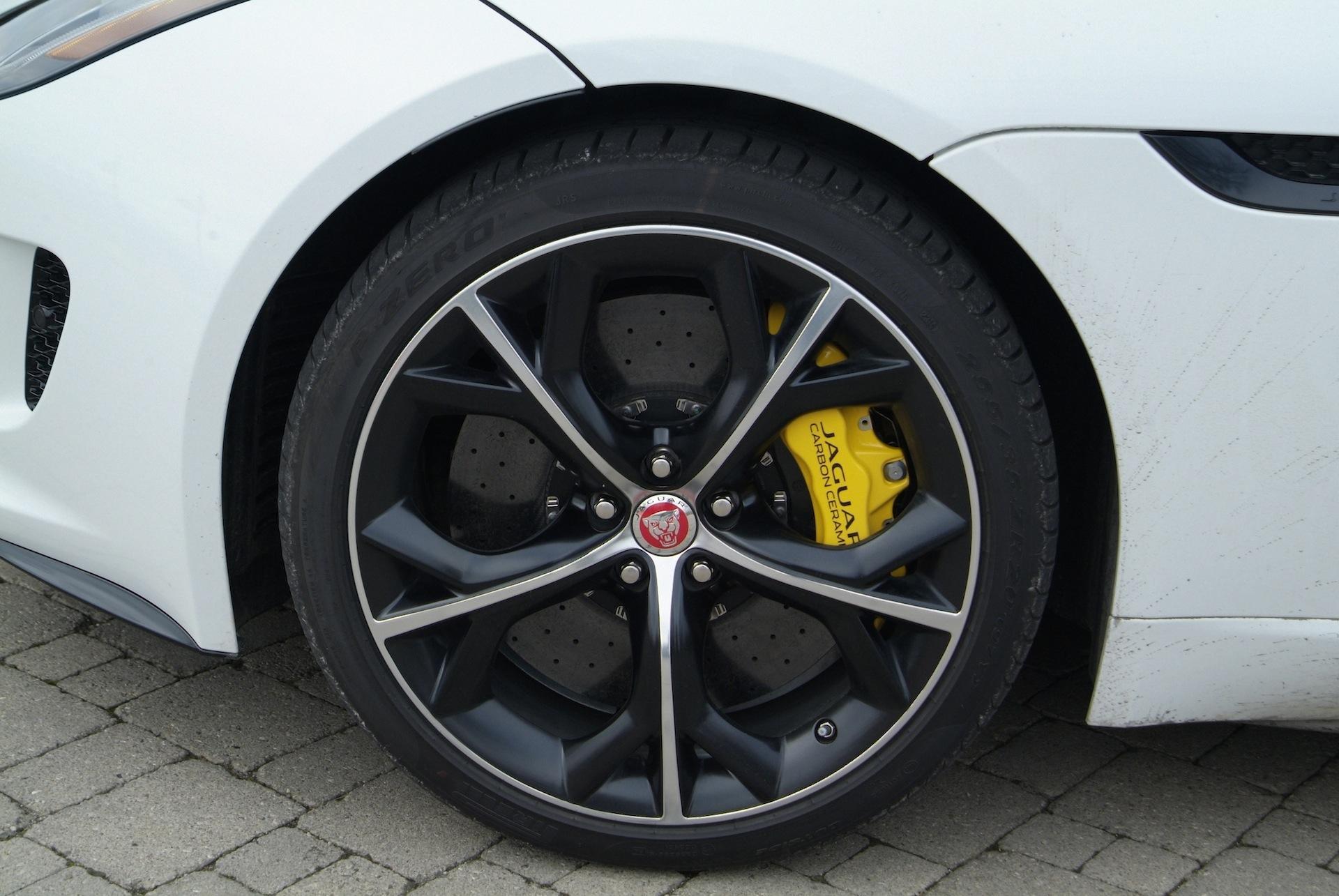 Review 2015 Jaguar F Type R Coupe Canadian Auto Review