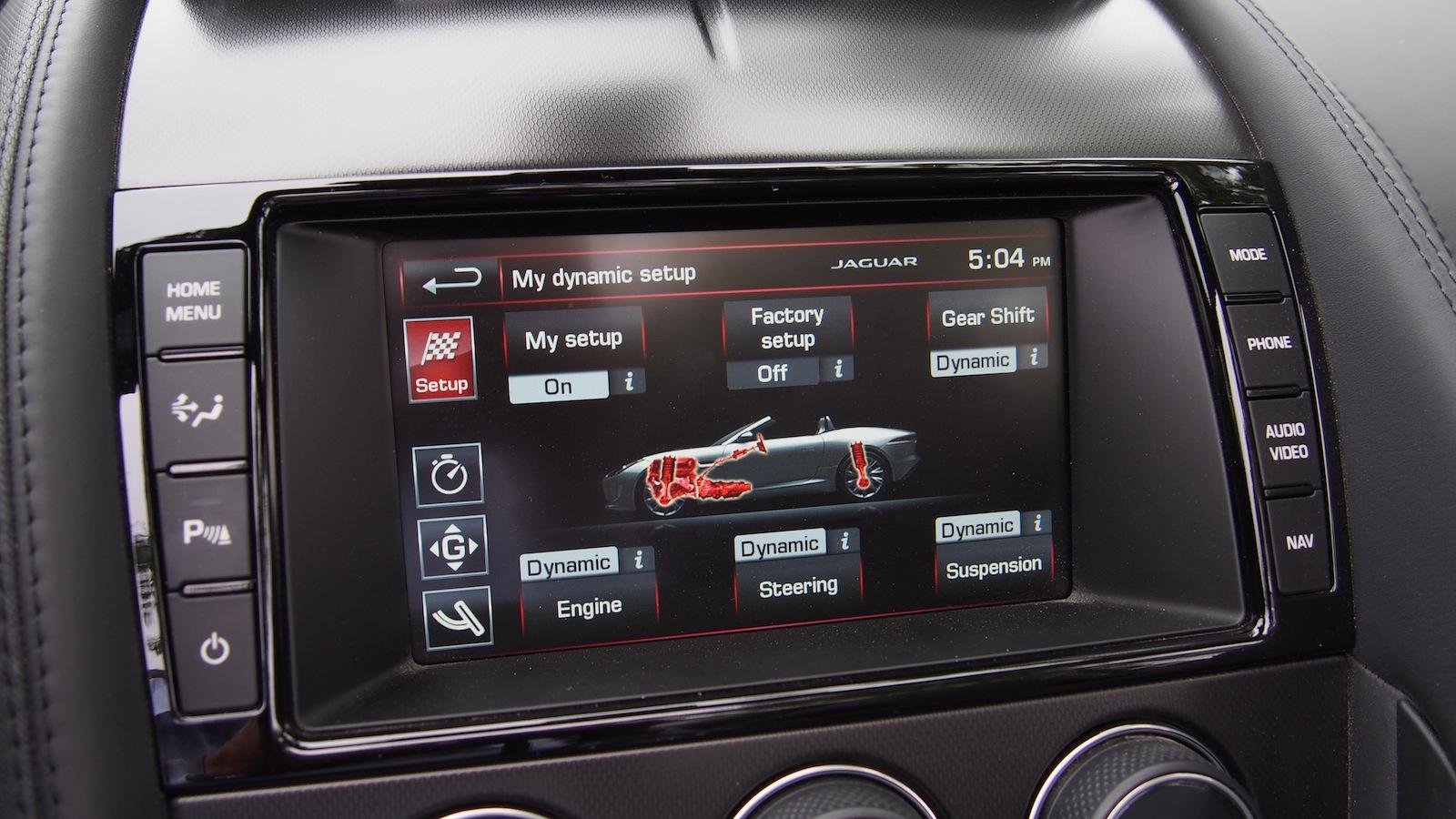 Review Jaguar FType V S Convertible Canadian Auto Review - 2015 jaguar f type