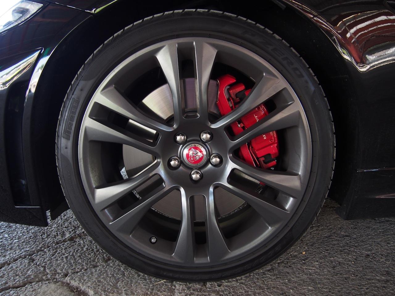 Review 2015 Jaguar Xkr S Convertible Canadian Auto Review