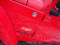 jeep wrangler sahara fender badge trail rated