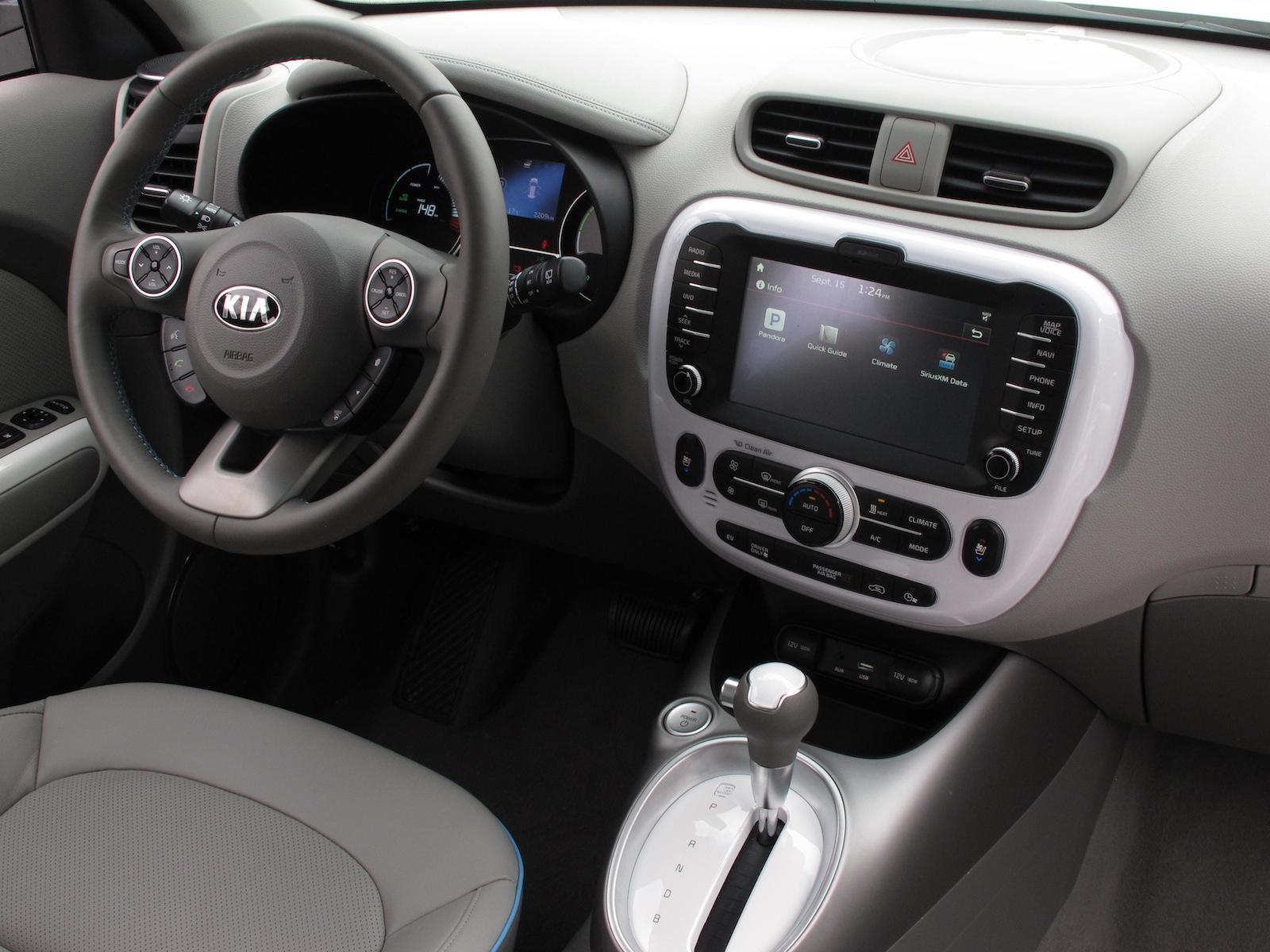 Kia Soul Ev >> 2015 Kia Soul EV Quick Look - Cars, Photos, Test Drives, and Reviews | Canadian Auto Review