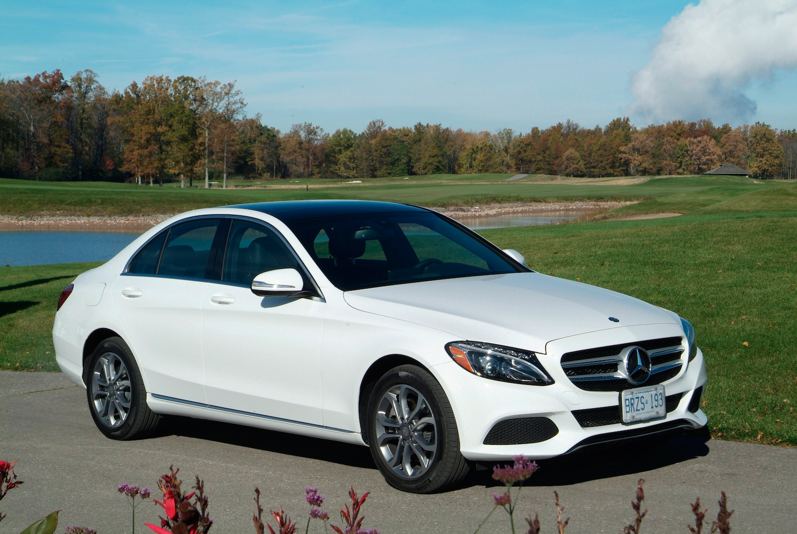 Review 2015 mercedes benz c300 4matic canadian auto review for 2015 mercedes benz c300 4matic