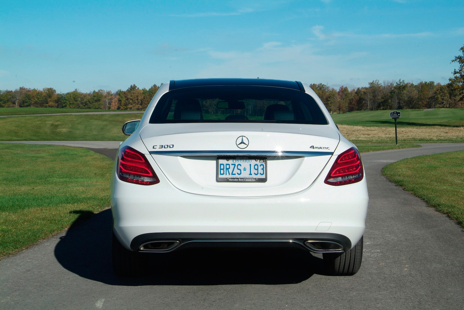 Review: 2015 Mercedes-Benz C300 4MATIC | Canadian Auto Review