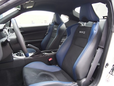 Review 2015 Subaru Brz Aozora Edition Canadian Auto Review
