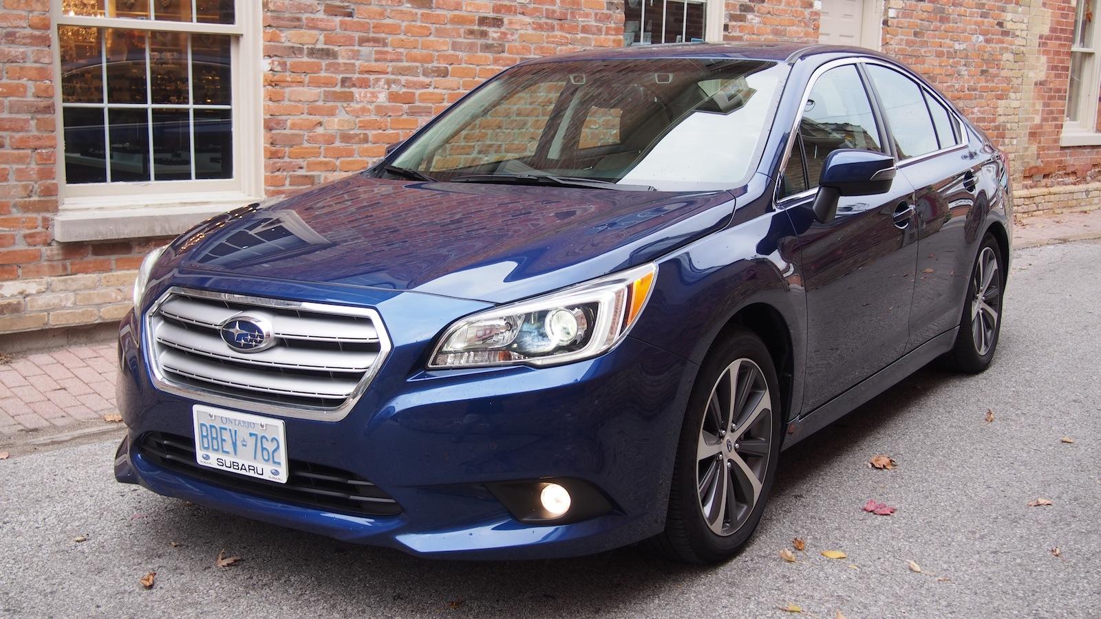 2015 Subaru Legacy 2.5i Limited front
