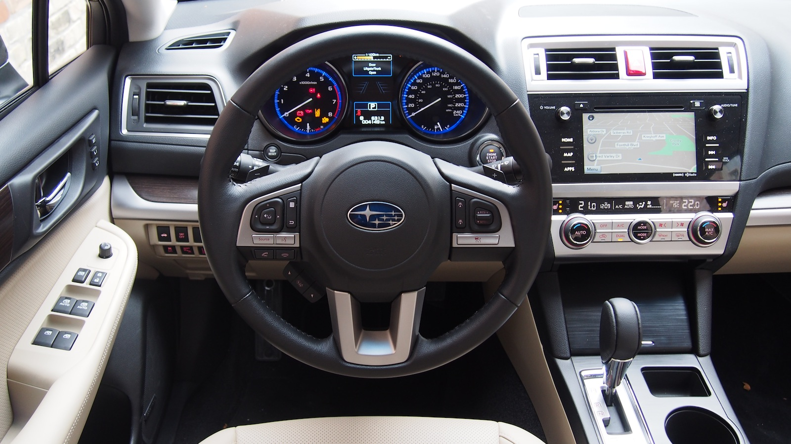 Review: 2015 Subaru Legacy 2.5i Limited | Canadian Auto Review