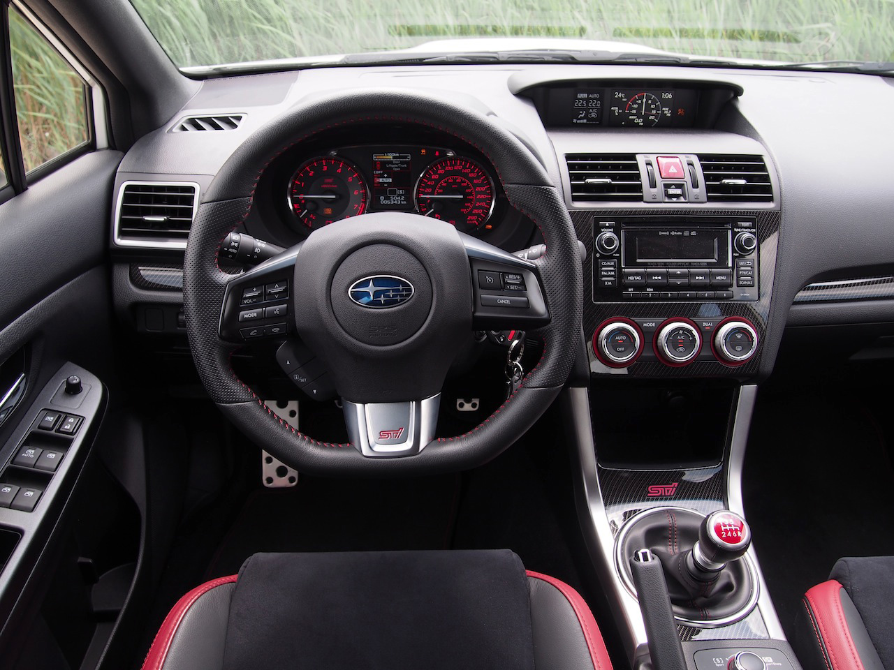 Review: 2015 Subaru WRX STI | Canadian Auto Review