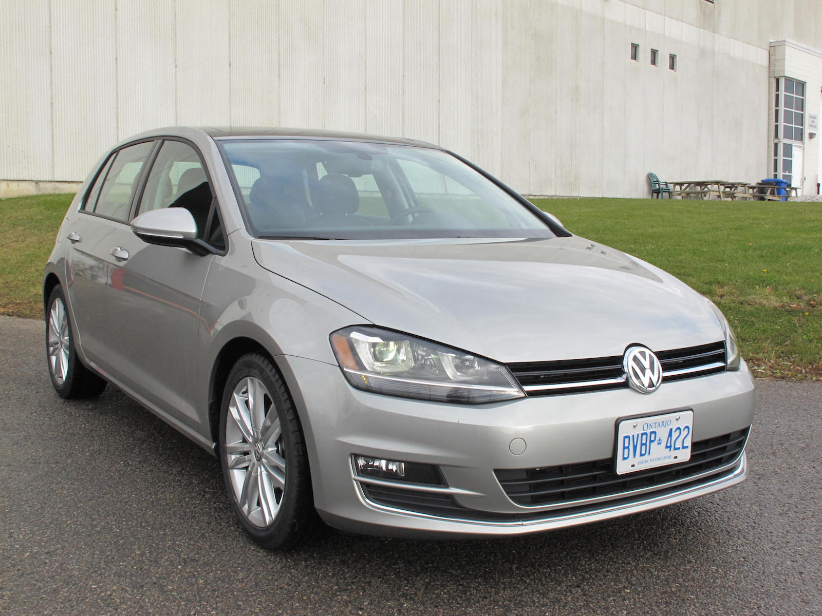 Review 2015 Volkswagen Golf 1 8t Highline Canadian Auto