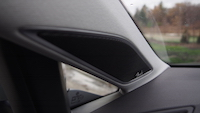 2015 Volkswagen Golf fender audio system