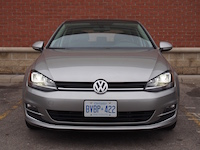 2015 Volkswagen Golf Highline bixenon headlights