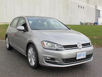 2015 Volkswagen Golf Highline