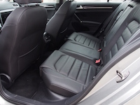 2015 Volkswagen Golf rear seats