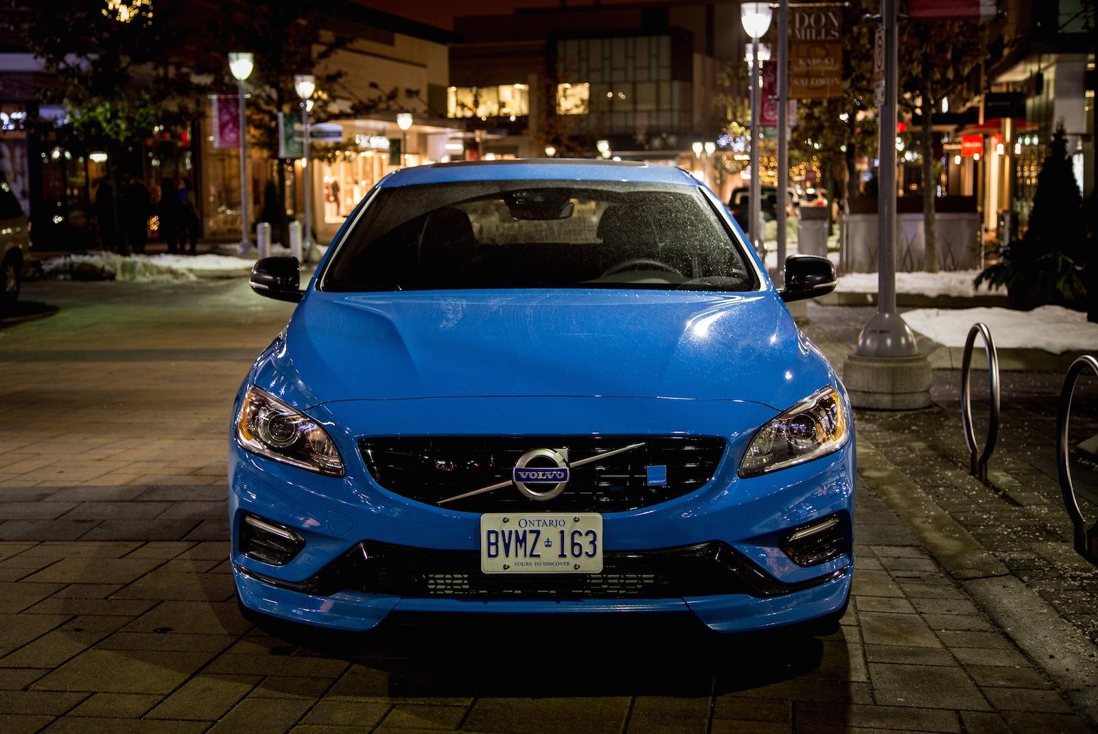 Review 2015 Volvo V60 Polestar Canadian Auto Review