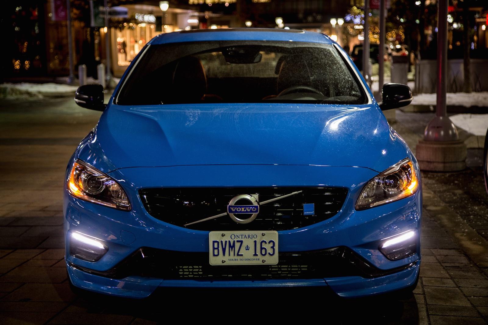 volvo v60 rebel blue � galleria di automobili