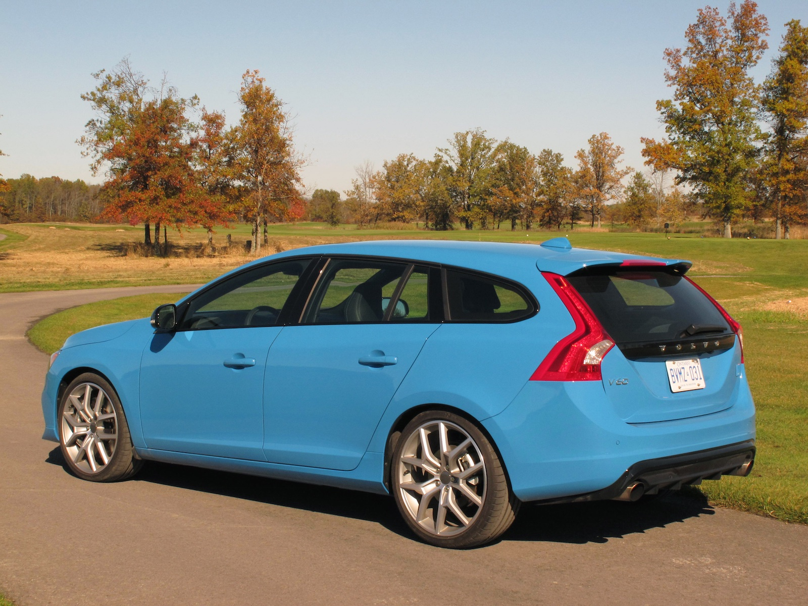 review 2015 volvo v60 polestar canadian auto review. Black Bedroom Furniture Sets. Home Design Ideas