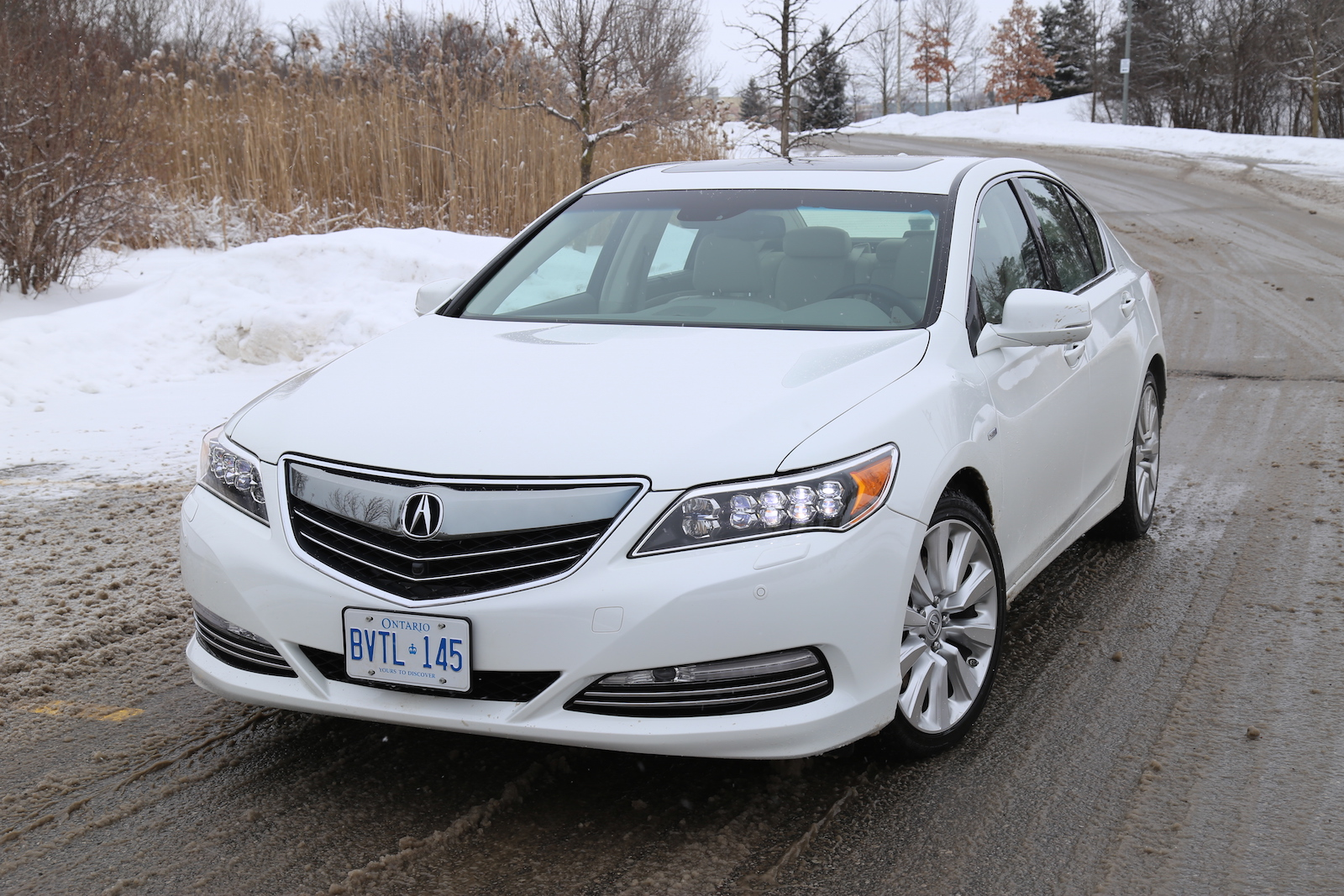 review 2015 acura rlx sport hybrid canadian auto review. Black Bedroom Furniture Sets. Home Design Ideas