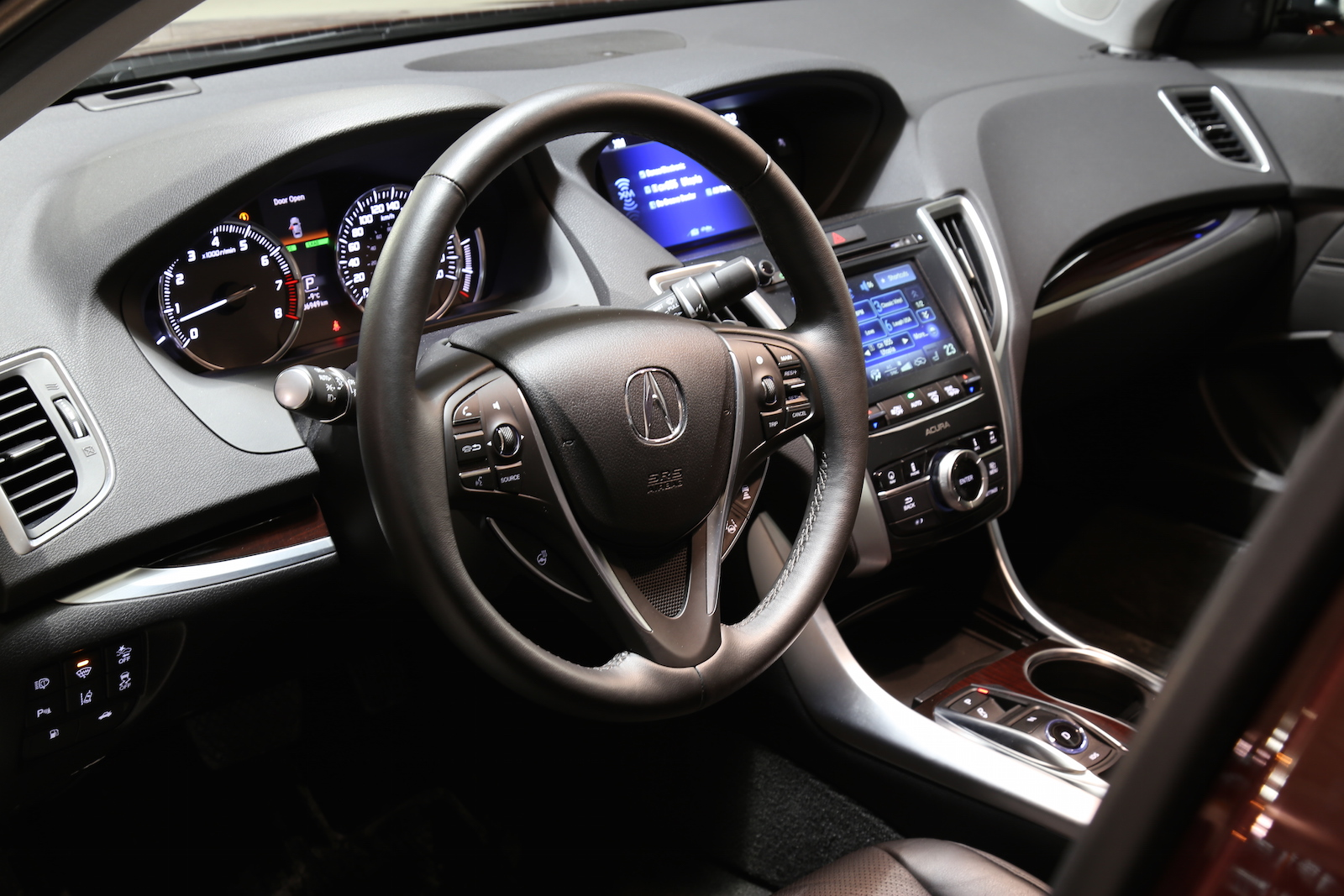 Acura Tlx V6 Interior Black ...