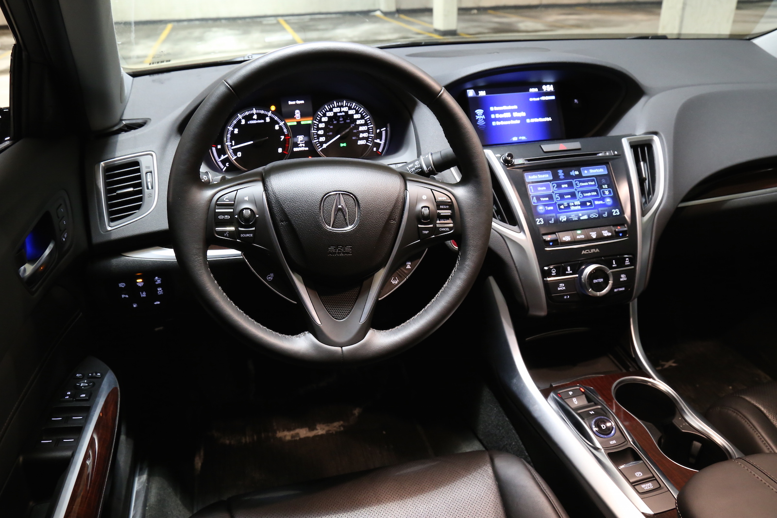 Awesome Acura Tlx V6 Interior Black Acura Tlx Interior Dashboard ... Nice Look