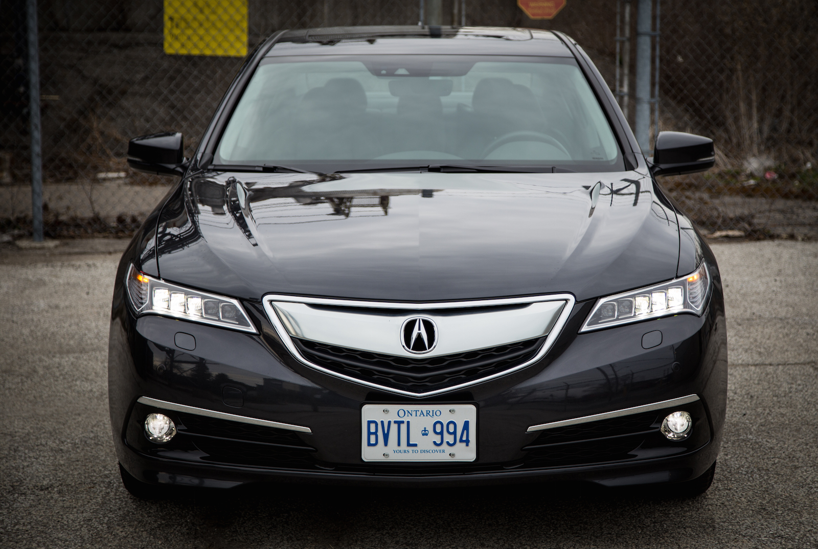 Review 2015 Acura Tlx V6 Elite Sh Awd Canadian Auto Review