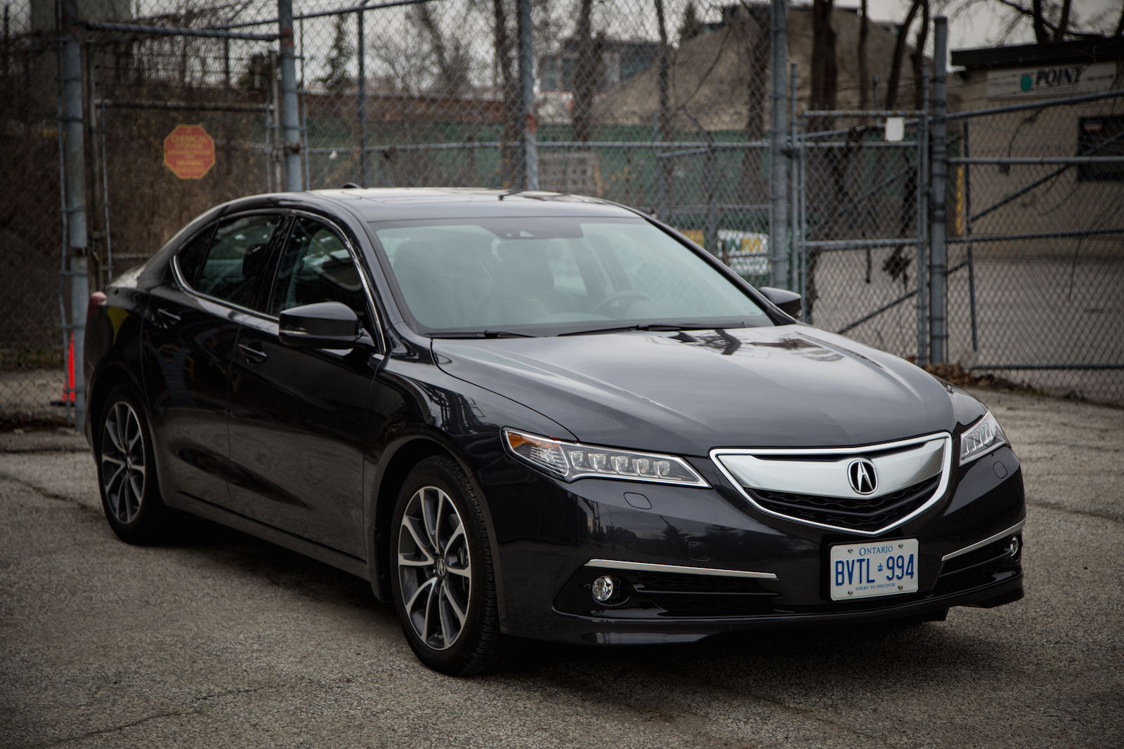 Simple Review 2015 Acura TLX V6 Elite SHAWD  Canadian Auto Review
