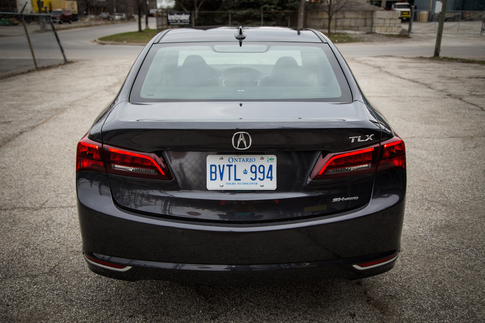 review 2015 acura tlx v6 elite sh awd canadian auto review. Black Bedroom Furniture Sets. Home Design Ideas