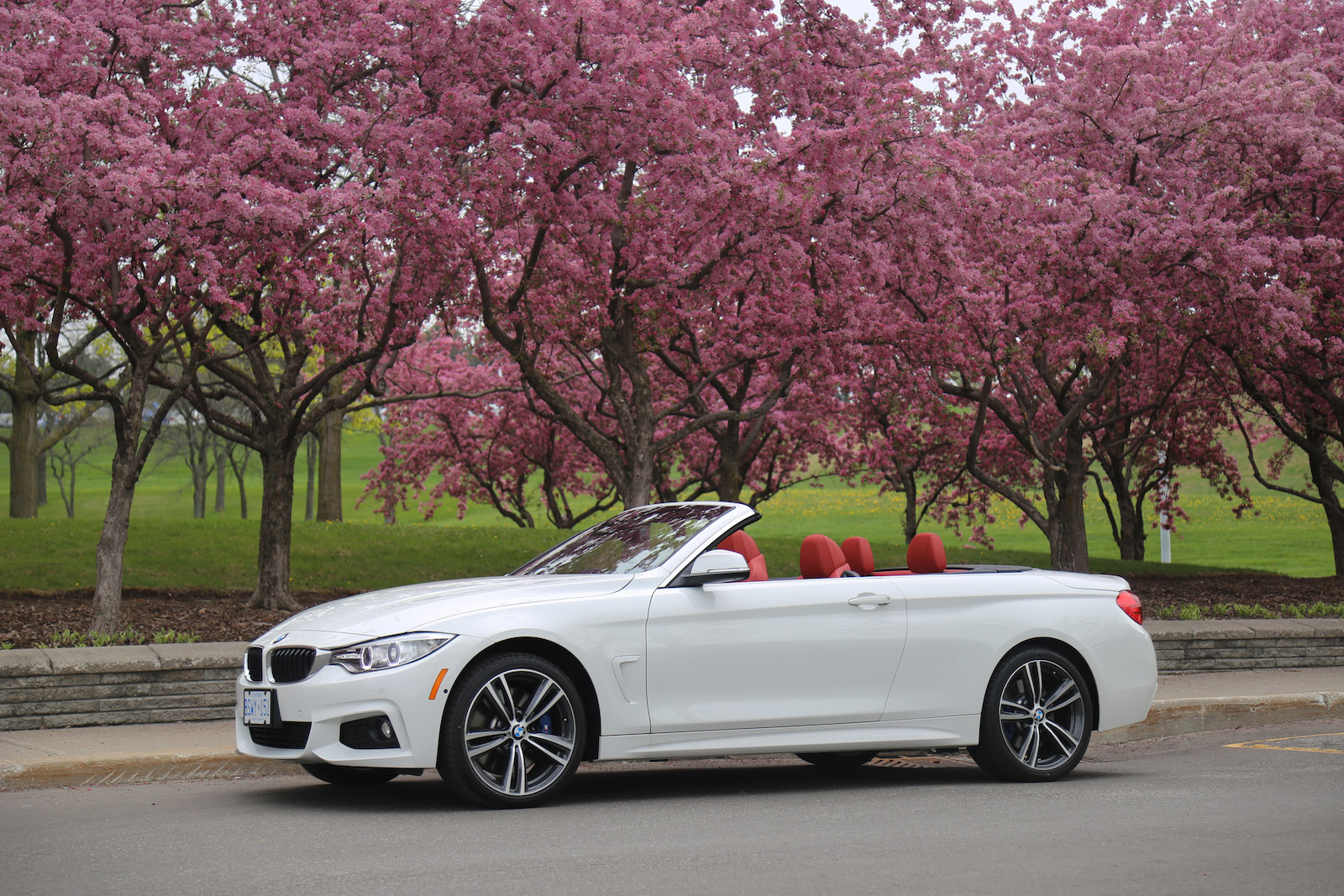BMW 335I Convertible >> Review: 2015 BMW 435i xDrive Cabriolet | Canadian Auto Review