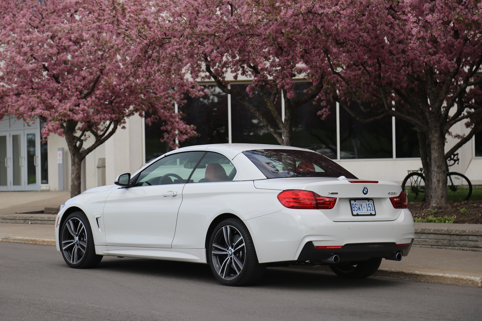 Review BMW I XDrive Cabriolet Canadian Auto Review - Bmw 435i convertible m sport