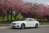 bmw 435i cabriolet hard top