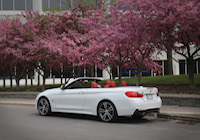 bmw 435i cabriolet 19 inch wheels
