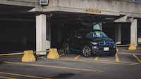 bmw i3 parking garage