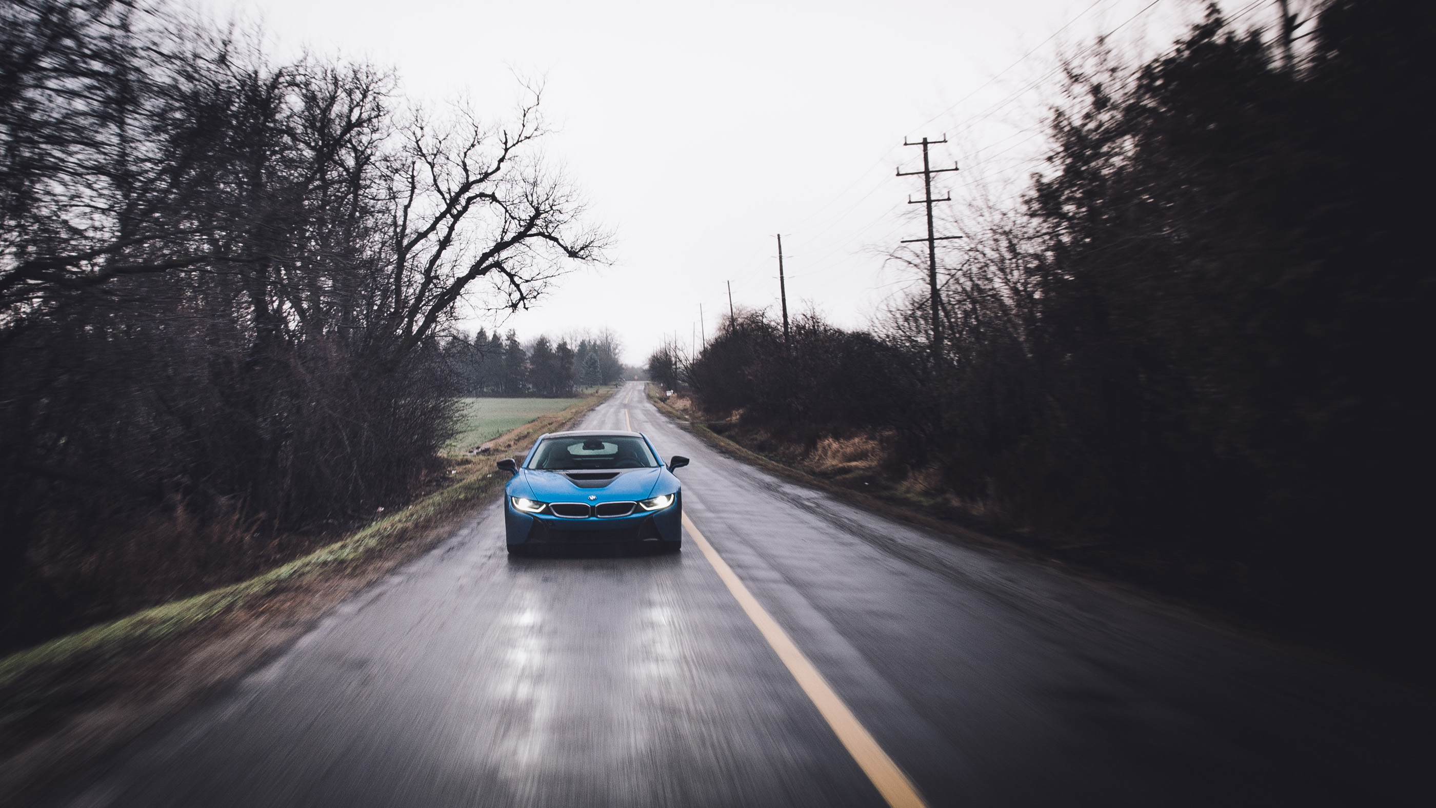 Review 2015 Bmw I8 Canadian Auto Review