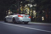 bmw m4 cabriolet rear