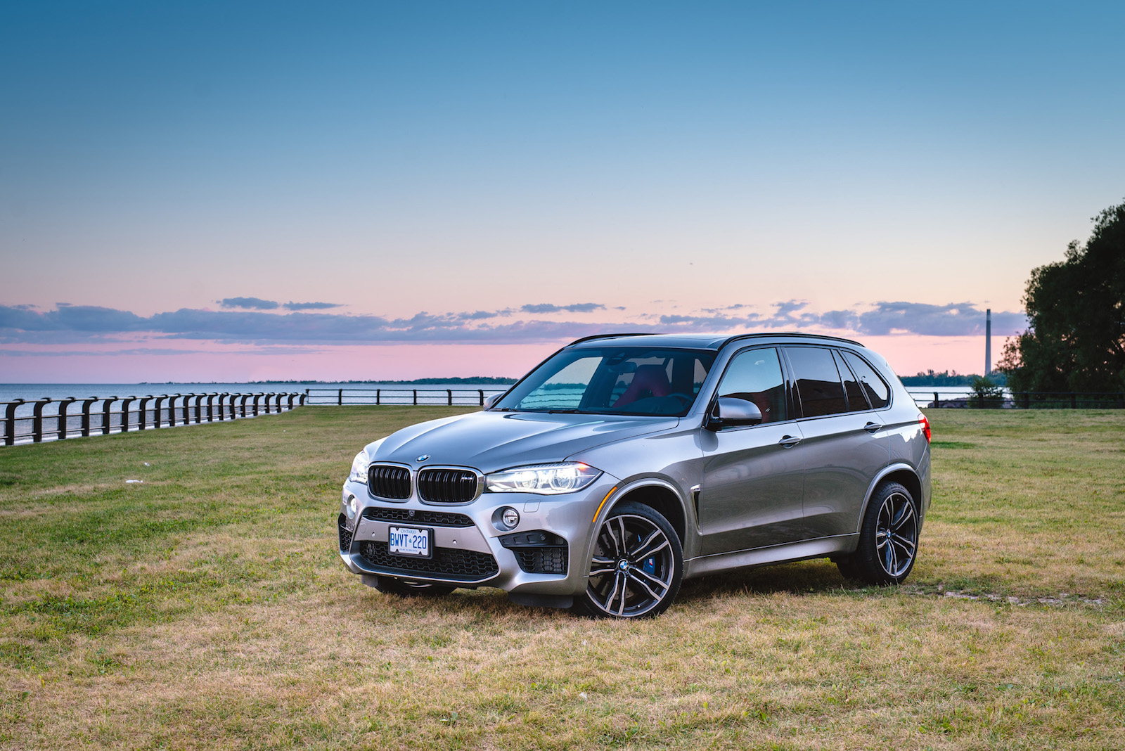Review 2015 Bmw X5 M Canadian Auto Review