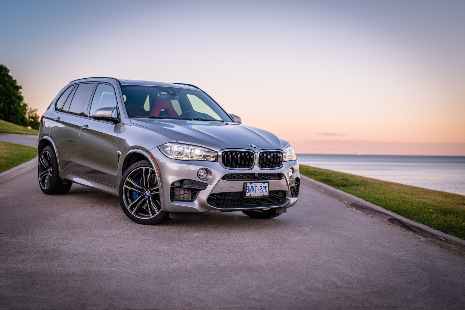 2017 bmw x5m engine specs