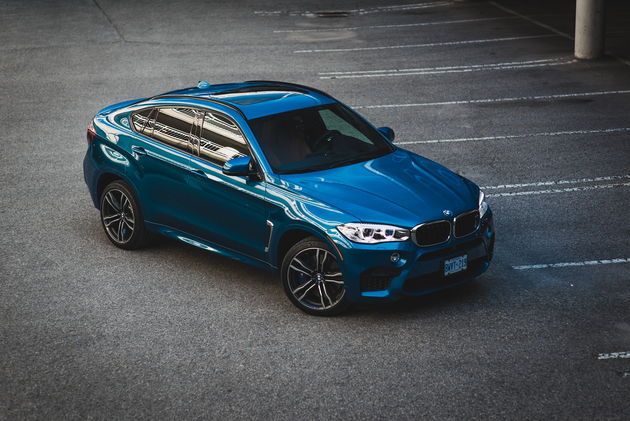 Review 2015 Bmw X6 M Canadian Auto