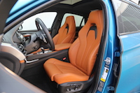 bmw x6 m front racing seats