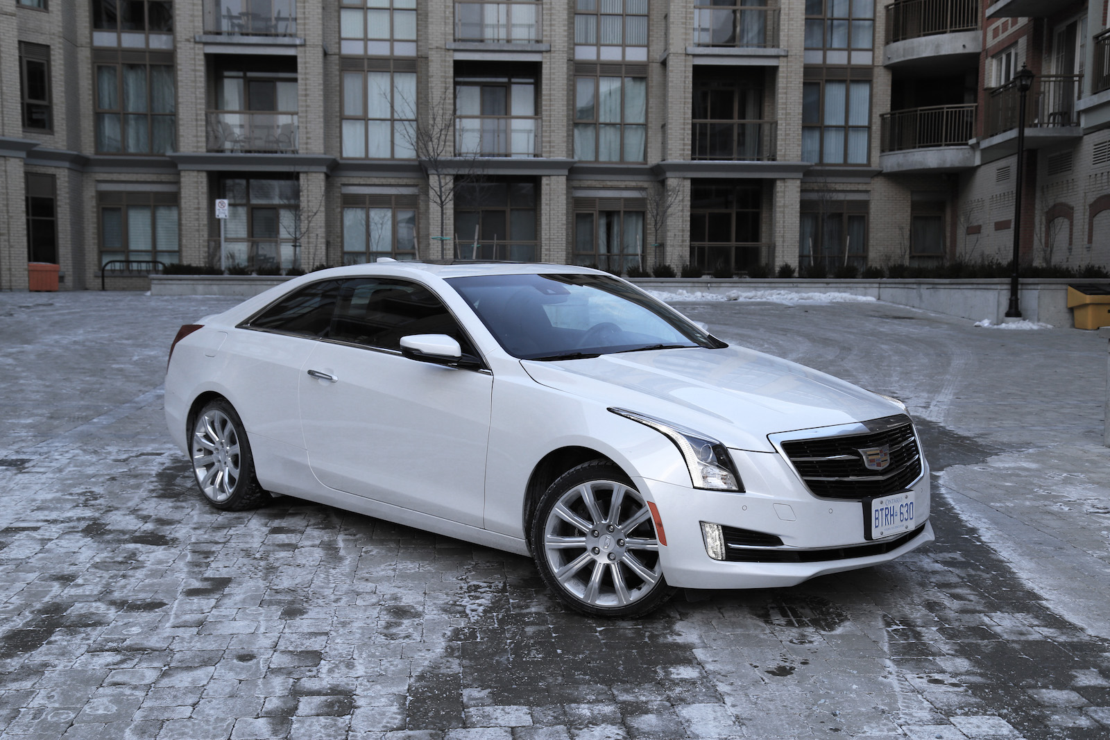 Review: 2015 Cadillac ATS Coupe 3.6L | Canadian Auto Review