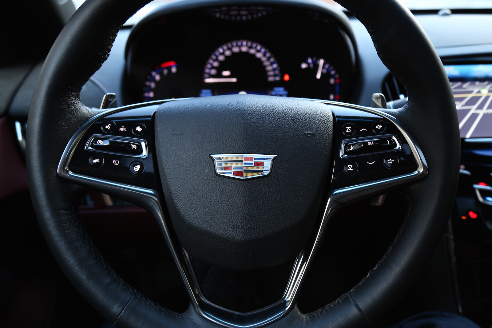Cadillac Ats V Coupe >> Review: 2015 Cadillac ATS Coupe 3.6L | Canadian Auto Review