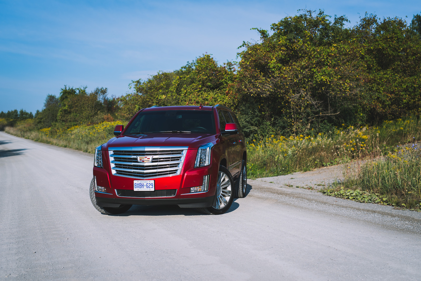 Cadillac escalade 2015 red galleryhip com the hippest galleries
