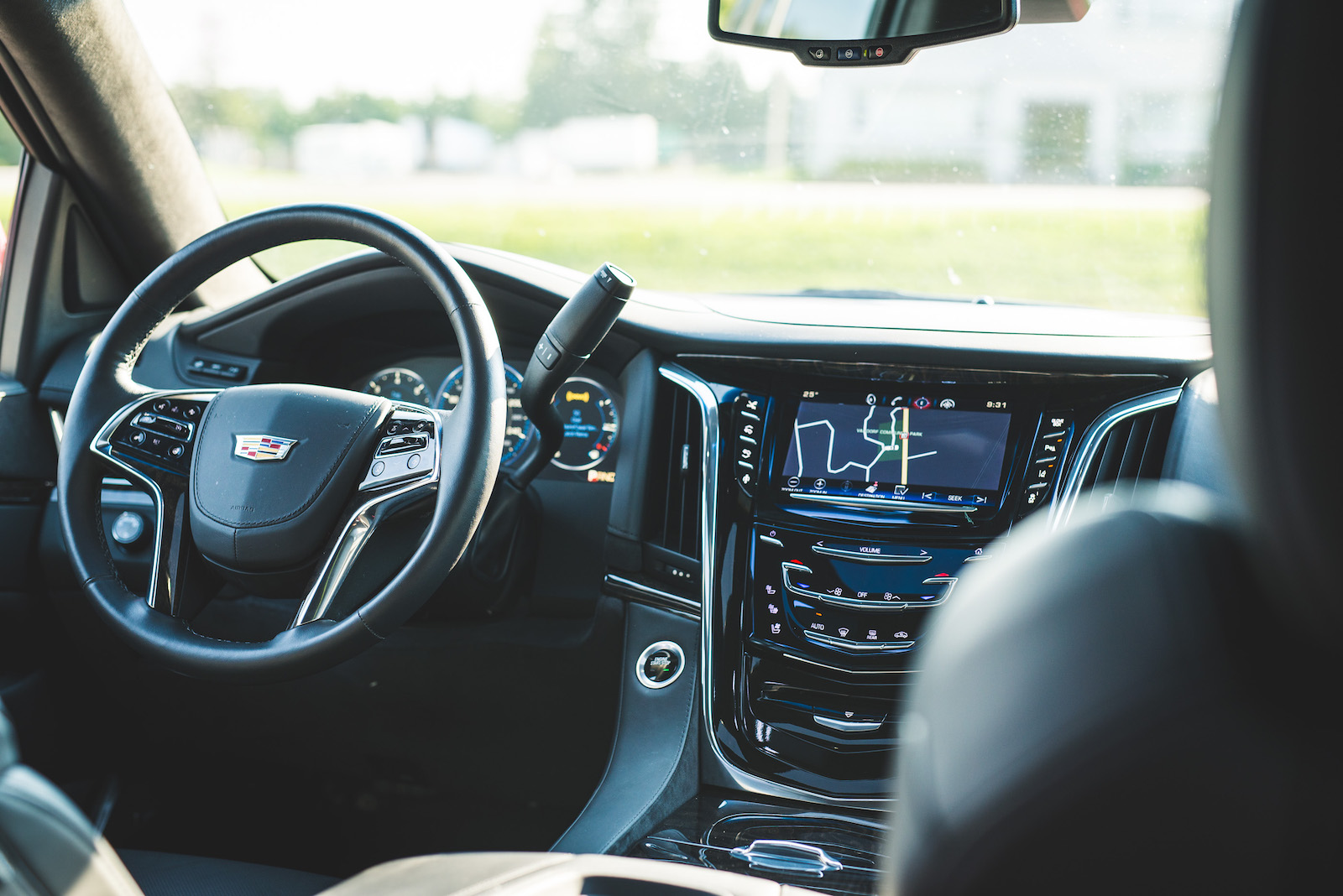 Interior Photos 2015 Cadillac Escalade Autos Post