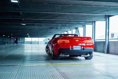 Review: 2015 Chevrolet Camaro 2SS Commemorative Edition ...