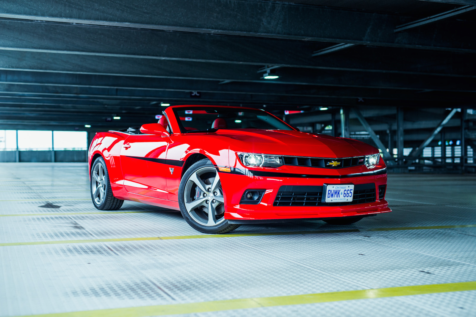 Review 2015 Chevrolet Camaro 2ss Commemorative Edition