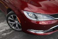 chrysler 200 19 inch optional wheels